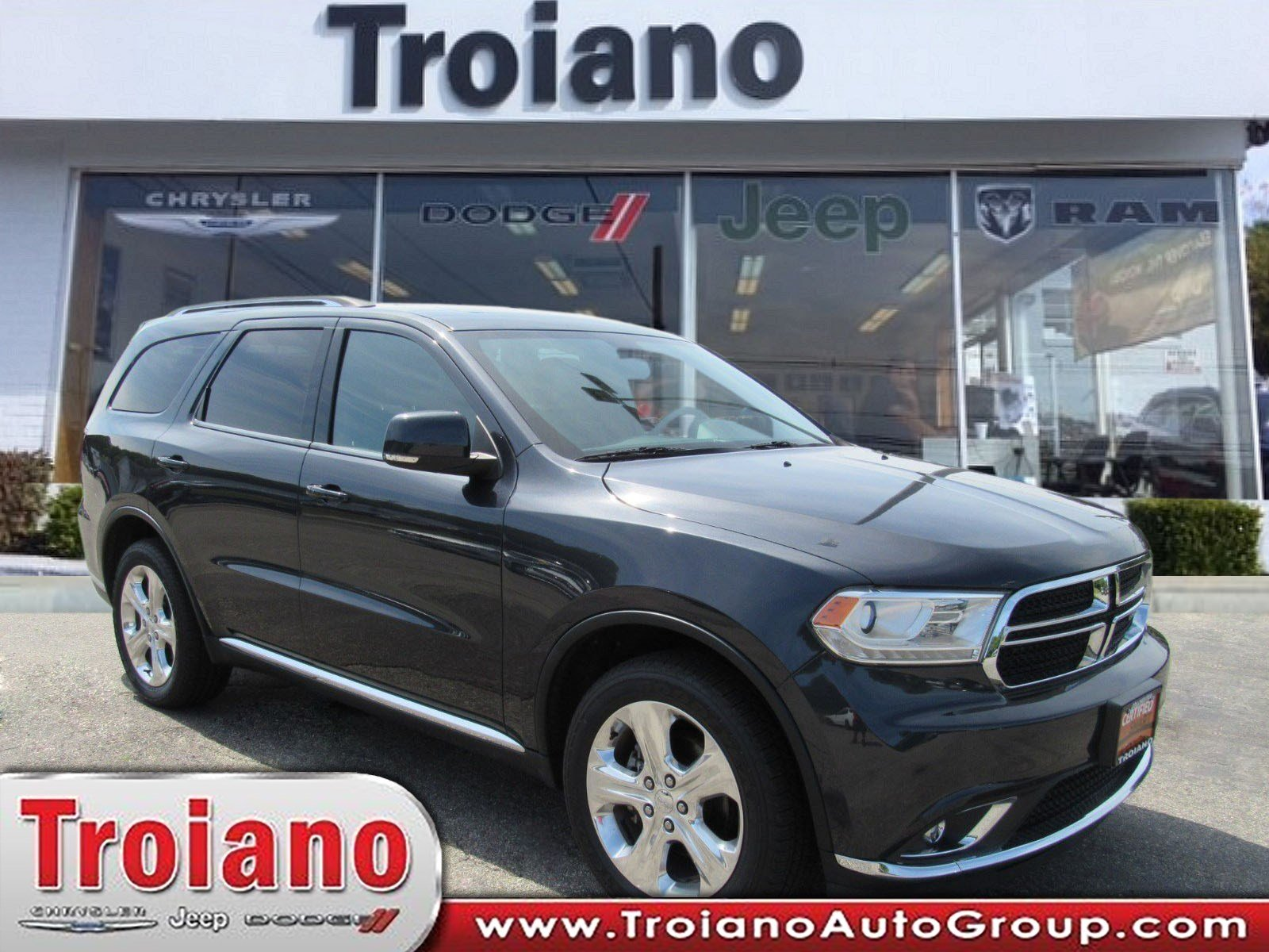 Certified Pre-Owned 2015 Dodge Durango Limited
