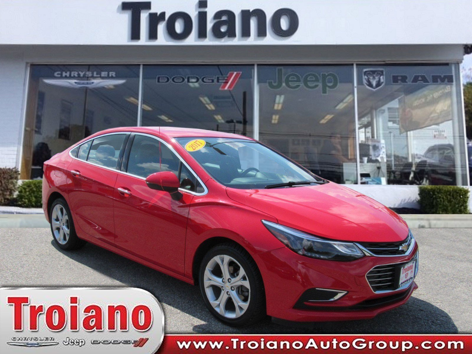 Used Chevrolet Cruze Colchester Ct