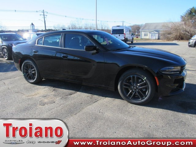 New 2019 Dodge Charger Sxt Sedan In Colchester D6677 Troiano Cdjr