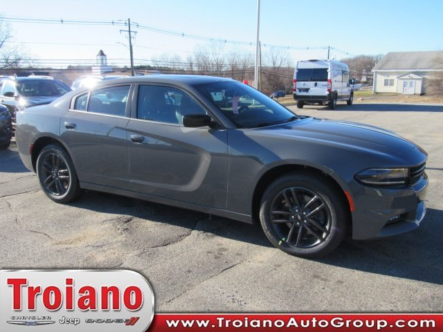 New 2019 Dodge Charger Sxt Sedan In Colchester D6678 Troiano Cdjr