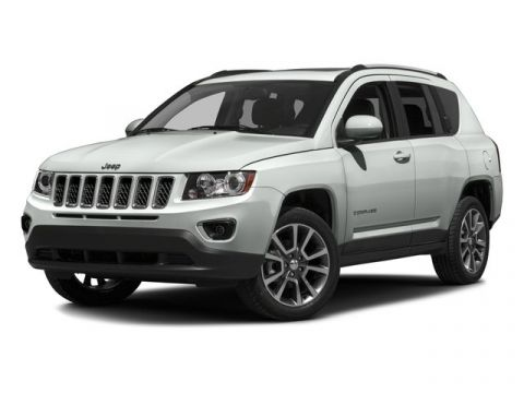 PRE-OWNED 2016 JEEP COMPASS LATITUDE 4WD