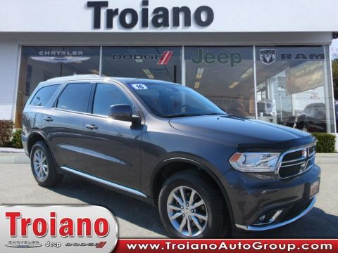 Certified Pre-Owned 2016 Dodge Durango SXT