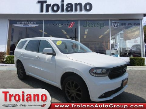 CERTIFIED PRE-OWNED 2016 DODGE DURANGO LIMITED WITH NAVIGATION & AWD