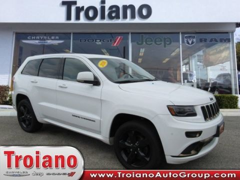 PRE-OWNED 2016 JEEP GRAND CHEROKEE HIGH ALTITUDE 4WD