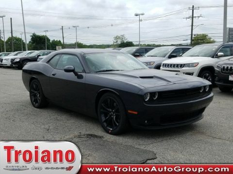 New 2018 DODGE Challenger SXT Plus
