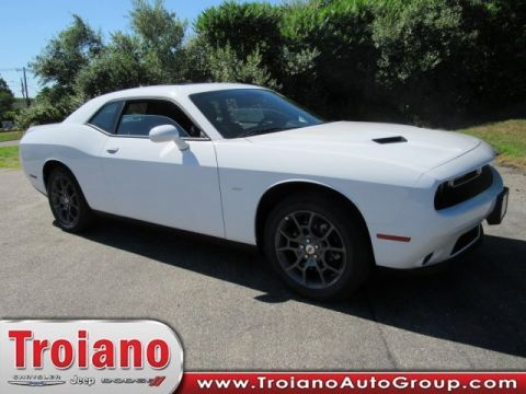 NEW 2018 DODGE CHALLENGER GT ALL-WHEEL DRIVE