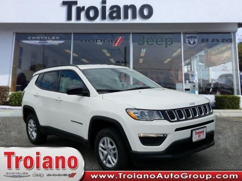 PRE-OWNED 2018 JEEP COMPASS SPORT 4WD