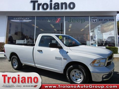 Certified Pre-Owned 2017 Ram 1500 Tradesman