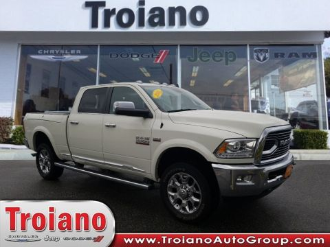 Certified Pre-Owned 2016 Ram 2500 Longhorn Limited